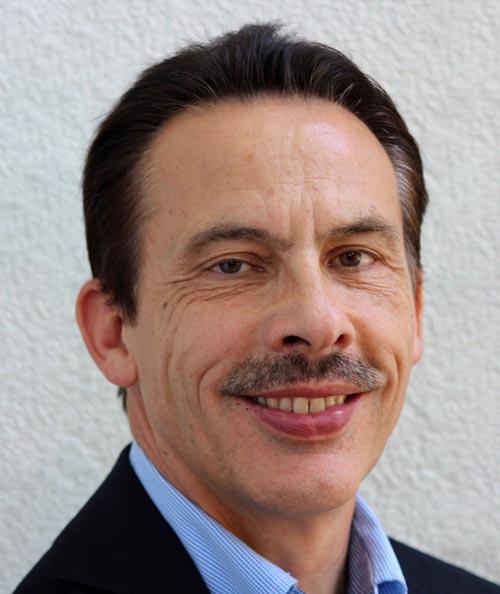 Generalsekretär Nick Zepf