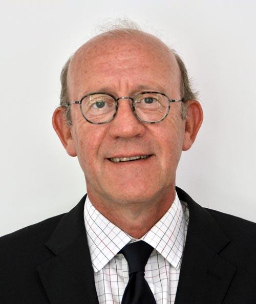 Vizepräsident Erik Mudde