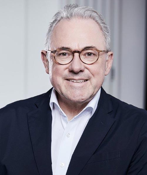 Präsident Frank Schneider